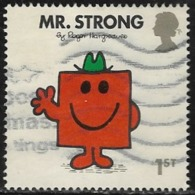 GB 2016 Mr Men And Little Misses 1st Type 8 Good/fine Used [40/32840/ND] - 1952-.... (Elizabeth II)