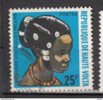 ##25, Haute-Volta, Femme, Woman, Coiffure, Culture, Bijoux - Upper Volta (1958-1984)