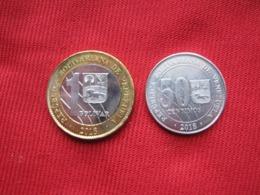 Venezuela 50 Centimos  - 1 Bolivares 2016 - Venezuela