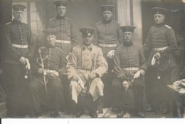 Hanovre (Allemagne) 5eme Batterie 62eme Régiment Munsterlager - Circulée 1913 De Osnabrück - Hannover