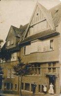 Osnabruck (Allemagne) Carte Photo De La Maisoin De E. Marx 1914 - Osnabrück