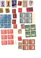 LOT De Timbres Origines Inconnues - Stamps