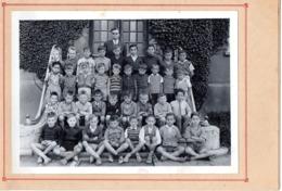 PHOTO GROUPE SCOLAIRE TALANGE - CE 1-2   1959 - Talange