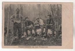 844, Priesterwald - Oorlog 1914-18