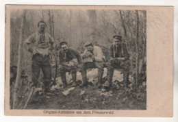 844, Priesterwald - Guerra 1914-18