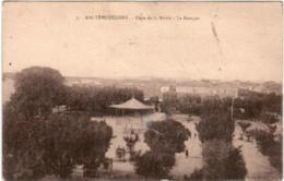 31ri 647 CPA - AIN TEMOUCHENT - PLACE DE LA MAIRIE  - LA KIOSQUE - Algerije