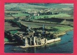 Modern Post Card Of Castello Di Santa Severa,Rome,Roma,Latium, Italy,X41. - Roma