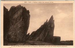 31of 134 CPA - LAZ -COURIEUX ROCHERS DES SOMMES DE LAZ - Frankrijk