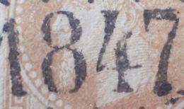 R1494/294 - NAPOLEON III Lauré N°28B - LUXE - SUPERBE - GC 1847 : ISSOUDUN (Indre) - 1863-1870 Napoleon III Gelauwerd