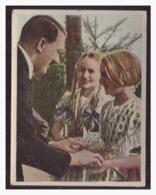 """DT- Reich (003325) Propaganda Sammelbild """"Kampf Ums Dritte Reich"""" Bild 243, Bayrische Kinder - Briefe U. Dokumente"""