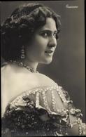 Cp Schauspielerin Rosario Guerrero, Portrait - Acteurs