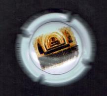 CAPSULE De CHAMPAGNE Générique COTE DES BAR (10) : Les Caves Cisterciennes Sur Fond Blanc / Offres OK - Non Classés