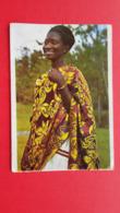 Dressed For Adowa Dance - Ghana - Gold Coast