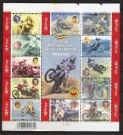 Blok 117 ** Postfris - Blocks & Sheetlets 1962-....