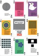 Optical Illusions TIME LIFE Jeu De 54 Cartes Playing Card TBE - Cartes à Jouer