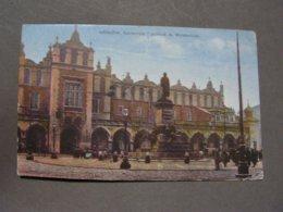 Krakau , Krakow Schöne Alte Karte 1926 Kl., Bug Ecke - Polen
