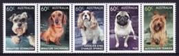 Australia 2013 Top Dogs Set Mint Never Hinged - Ongebruikt