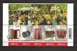 Blok 139 ** Postfris - Blocs 1962-....