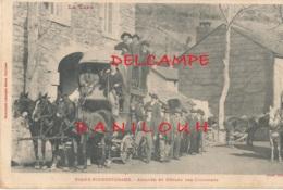81 // VIANE PIERRESEGADE    Arrivée Et Départ Des Courriers / DILIGENCE / ANIMEE ** - Altri Comuni