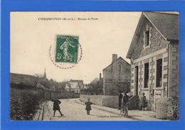 49 MAINE ET LOIRE - CHAUDEFONDS Bureau De Poste (voir Descriptif) - Frankreich