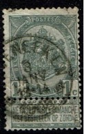 53  Obl Relais  Seveneeken  +15 - 1893-1907 Coat Of Arms