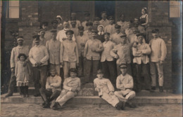 ! Foto Ansichtskarte 1916, Vereinslazarett, Rotes Kreuz, Greifenberg In Pommern - Polen