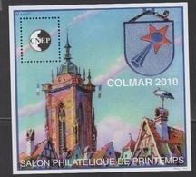 CNEP-2010-N°55** COLMAR .Salon Philathélique De Colmar - CNEP