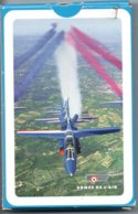 Armée De L'air Avion Jet - Jeu De 32 Cartes A Jouer Playing Card - 32 Cards