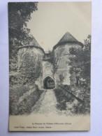 CPA (27) Eure - La Poterne Du Château D'Harcourt - Harcourt