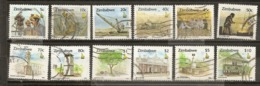 Zimbabwe 1995 Agriculture &  Industrie Obl - Zimbabwe (1980-...)