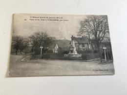 AZ - 26 - L'Alsace Avant La Guerre 1914-16 - Statue De Ch.Grad, à TURCKHEIM, Près Colmar - Turckheim