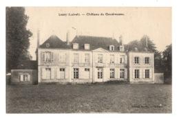 45 LOIRET - LOURY Château Du Coudreceau - Autres Communes