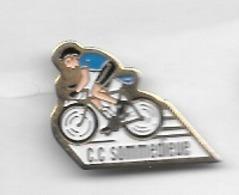 Pin' S  Ville, Sport  Cyclisme  C.C  SOMMEDIEUE  ( 55 ) - Wielrennen