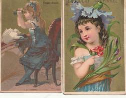 Lot De 5 Chromos - Chocolat MAUPRIVEZ à Compiègne - Altri