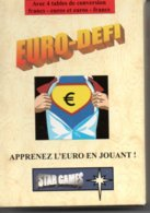 STAR GAMES Euro-défi - Jeu De 54 Cartes - - 54 Cartes