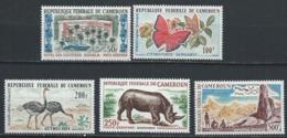 Cameroun YT PA 53-56 Inclus 55A XX / MNH - Cameroun (1960-...)