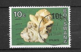 Stilbite. N°272 Chez YT. (Voir Commentaire) - Botswana (1966-...)