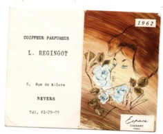 Calendrier Nevers Coiffeur Regingot - Calendarios