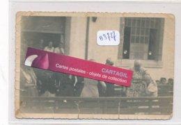 Photo RARE (format 128x56mm)-B3727- Scène Exceptionnelle Libération De Mazamet 1944 ( 2 Scans) - Envoi Gratuit - Guerre, Militaire