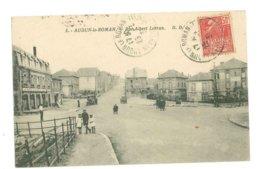 54 -- AUDUN LE ROMAN - Rue Albert Lebrun - Francia