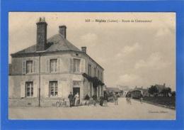 45 LOIRET - SIGLOY Route De Châteauneuf (voir Descriptif) - Other Municipalities