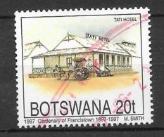 Francistown Centennial : Tati Hotel. N°766 Chez YT. (Voir Commentaire) - Botswana (1966-...)
