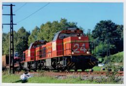 FRANCIA    JURANCON       TRAIN - ZUG- TREIN- TRENI- GARE- BAHNHOF- STATION- STAZIONI  2 SCAN  (NUOVA) - Treinen