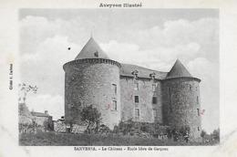 12)   SANVENSA  - Le Chateau Ecole Libre De Garçons - Other Municipalities