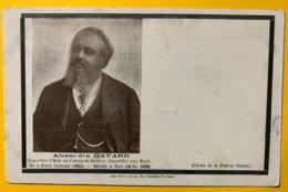9107 -  Alexandre Gavard  Conseiller D^état - GE Ginevra