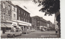 Witten-Annen - Bebelstrasse - Renault R4, Ford, OPEL, 500 FIAT, ... - Witten
