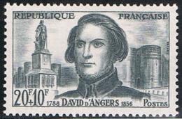 FRANCE : N° 1210 ** (David D'Angers) - PRIX : 0,54 € Soit 30 % De La Cote - - France