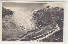 Furkabahn Und Rhonegletscher - 1935 Zug - VS Valais