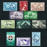 Egipto LOTE (10 Series Diferentes) Nuevo - Egipto