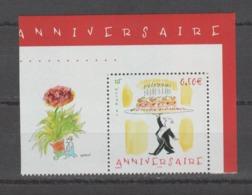 FRANCE / 2004 / Y&T N° 3688 ** : Anniversaire (Sempé) Du Bloc X 1 CdF - Gomme D'origine Intacte - Neufs